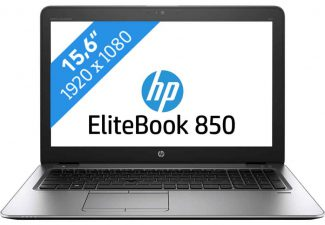 Goedkoop HP Elitebook 850 G4 i5-8gb-256ssd laptop kopen