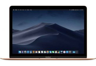"Goedkoop Apple MacBook 12"" (2018) MRQN2N/A Goud laptop kopen"