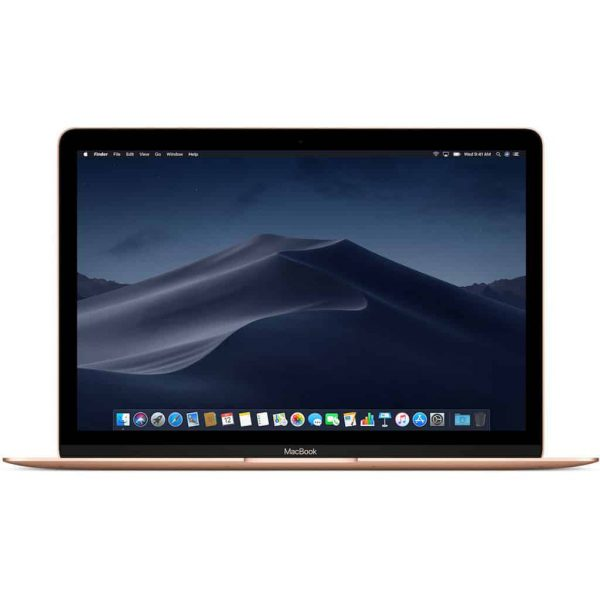 "Goedkoop Apple MacBook 12"" (2018) MRQP2N/A Goud laptop kopen"