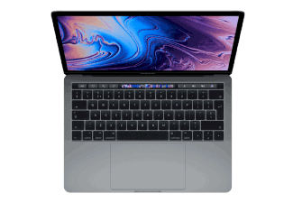 Goedkoop Apple MacBook Pro 13 (2018) - Spacegrijs - i5/8GB/256GB laptop kopen
