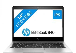 Goedkoop HP Elitebook 840 G6 i7-16gb-512gb laptop kopen