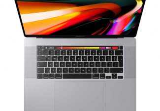 "Goedkoop Apple MacBook Pro 16"" Touch Bar (2019) MVVM2N/A Zilver laptop kopen"