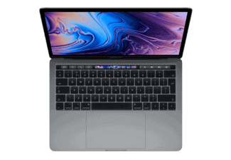 Goedkoop Apple MacBook Pro 13 (2018) - Spacegrijs - i7/8GB/256GB laptop kopen