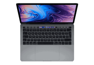 Goedkoop Apple MacBook Pro 13 (2019) Spacegrijs - i5/8GB/512GB laptop kopen