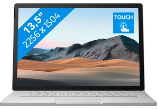 "Goedkoop Microsoft Surface Book 3 - 13"" - i7 - 16 GB - 256 GB laptop kopen"