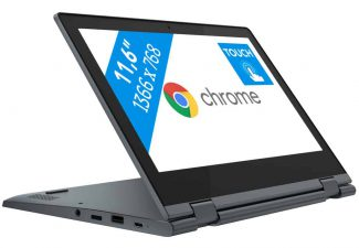 Goedkoop Lenovo Chromebook IdeaPad Flex 3 11IGL05 82BB0014MH laptop kopen