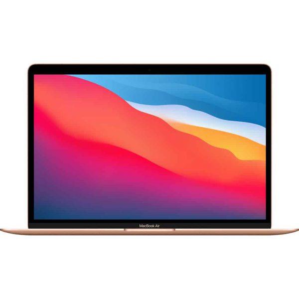 Goedkoop Apple MacBook Air (2020) 16GB/256GB Apple M1 met 7 core GPU Goud laptop kopen